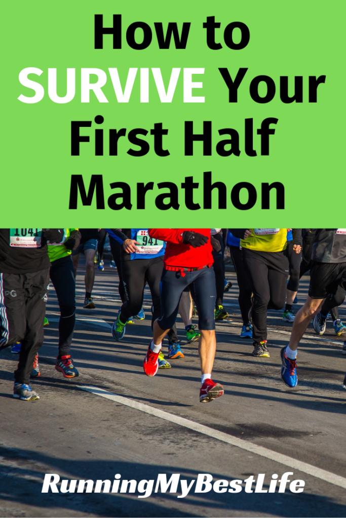 How to Survive First Half Marathon