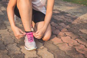 Training first half marathon