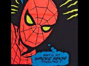 Use your spidey senses for running self defense