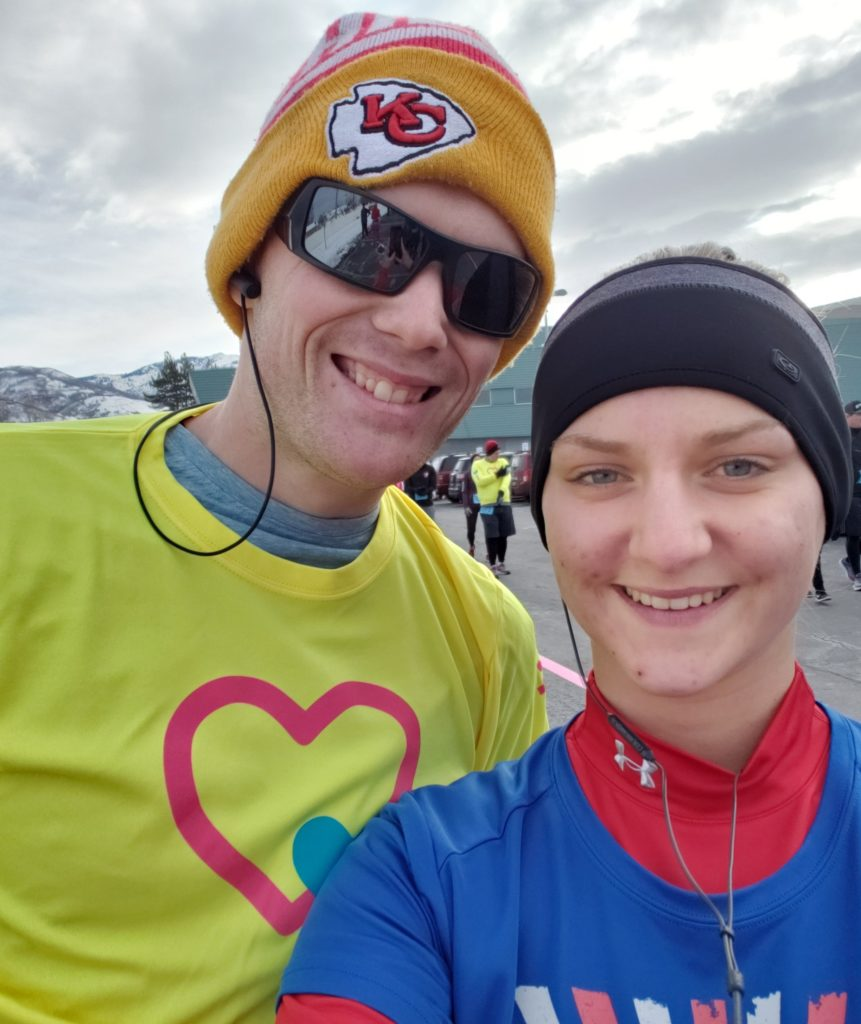 sweethearts 5k race