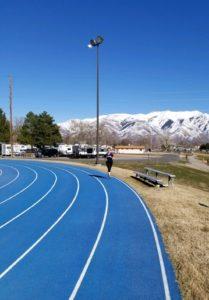 half marathon training building fitness running in utah