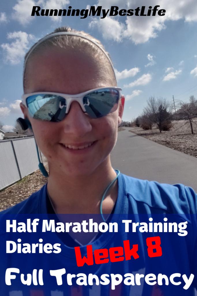 Half Marathon Training Diaries