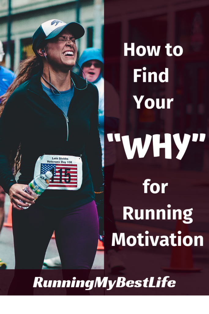 """How to Find Your """"WHY"""" for Running Motivation"""