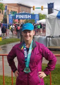 Ogden Half Marathon Goal