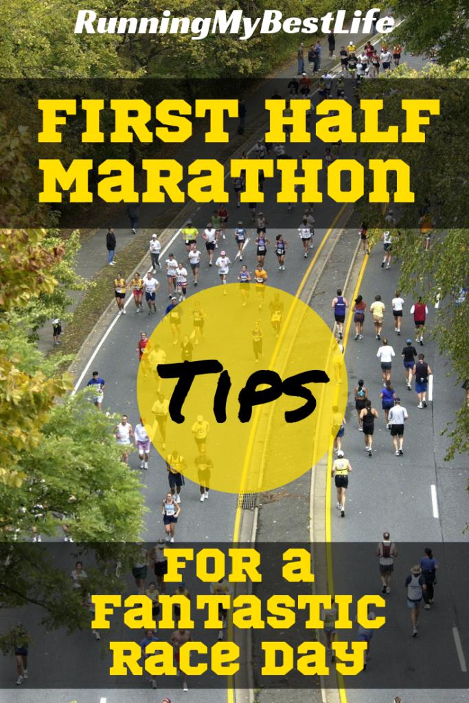 first half marathon tips