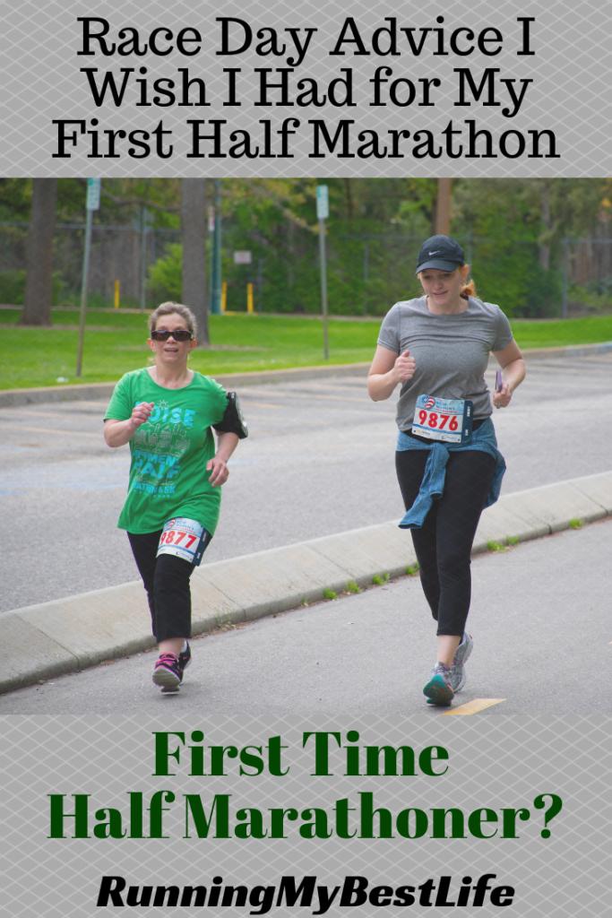 First Time Half Marathon Tips