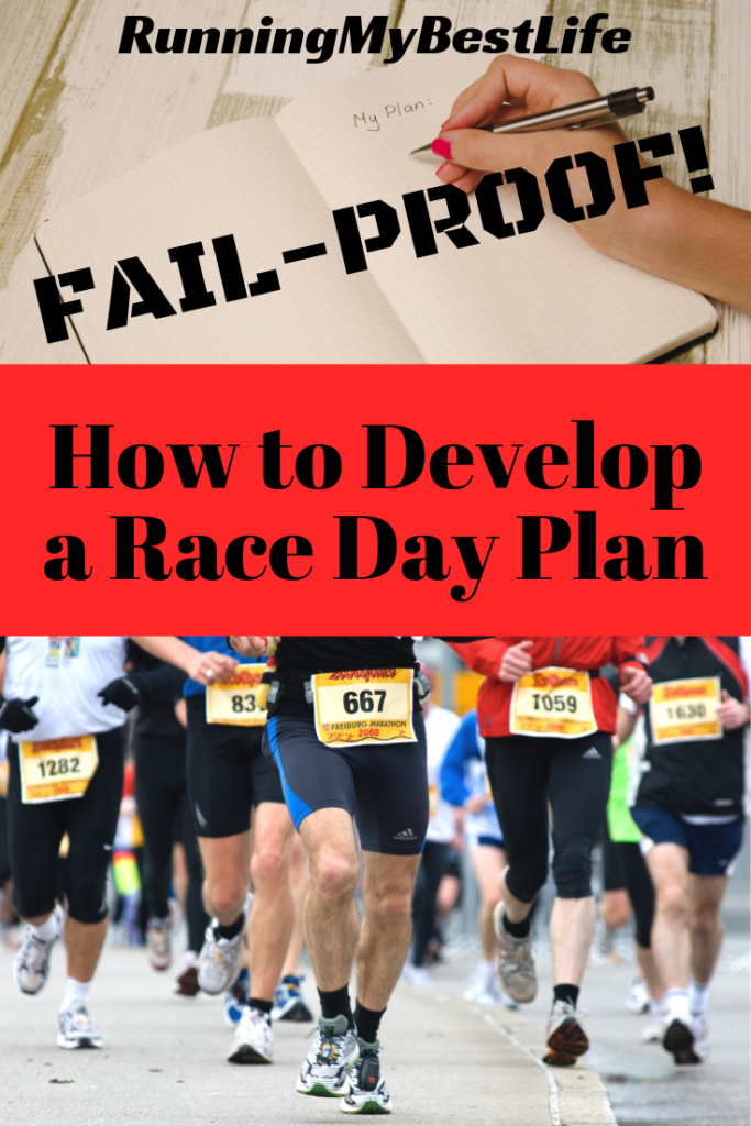 How to Develop a Fail-Proof Race Day Plan