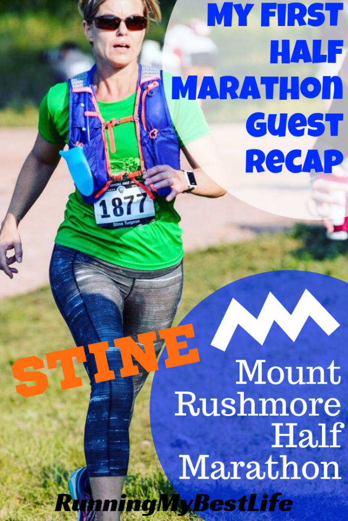 Mount Rushmore First Half Marathon Race Recap