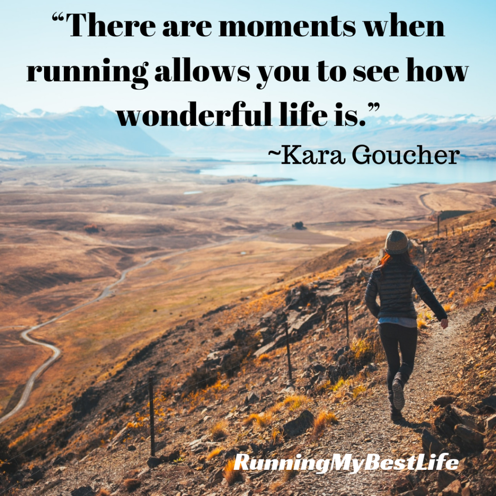 """There are moments when running allows you to see how wonderful life is."" Running Life Motivation Inspirational Quotes"