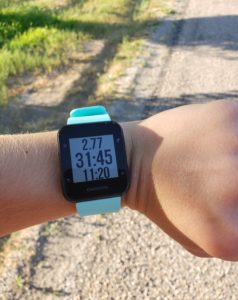 Garmin Forerunner 35 Running Watch Features
