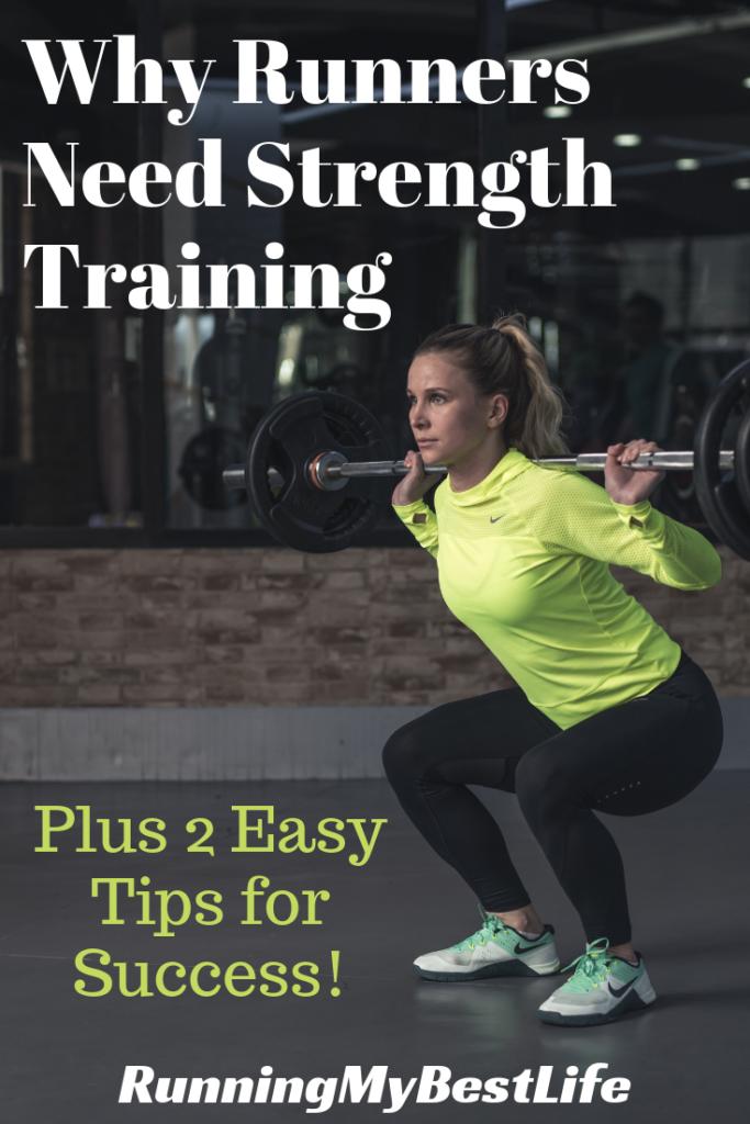 Why Runners Need Strength Training