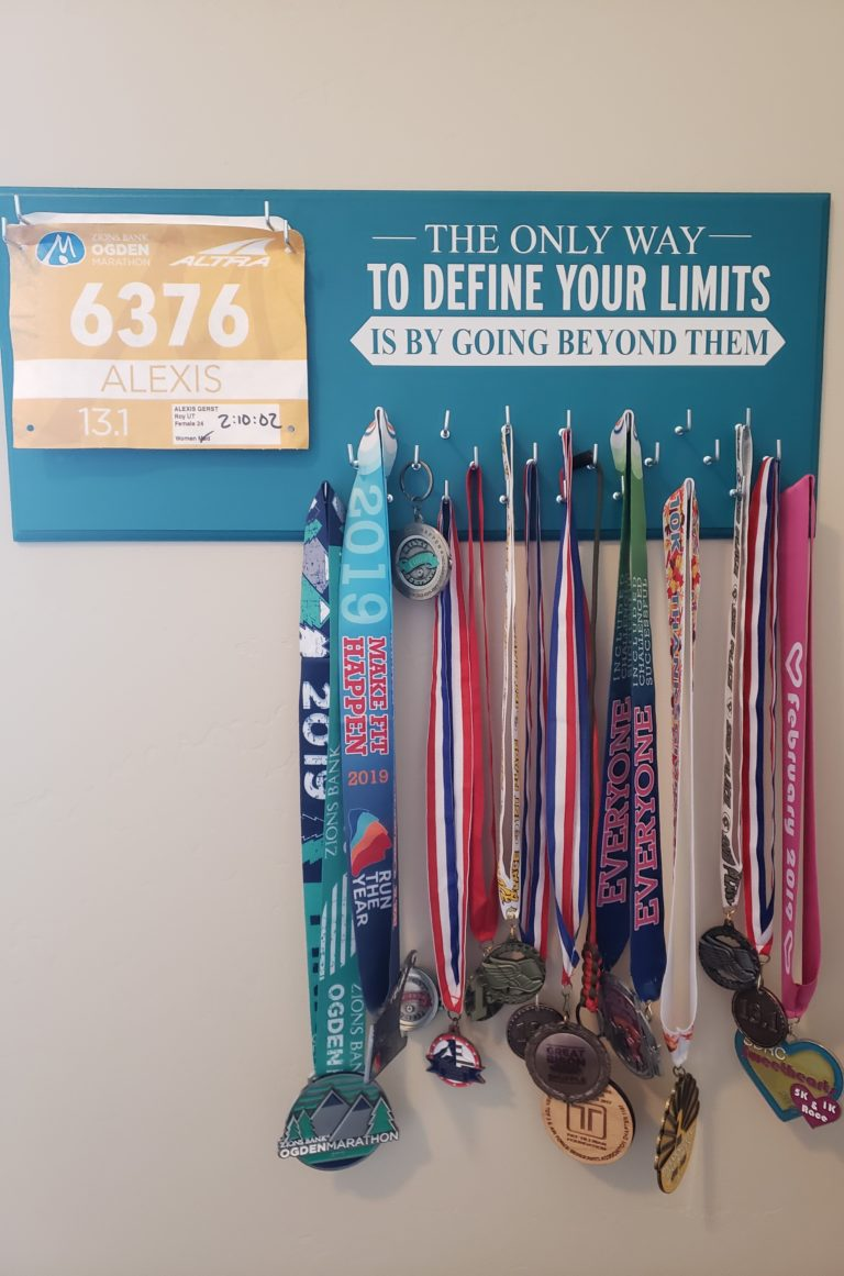 Running Medal Display Product Review