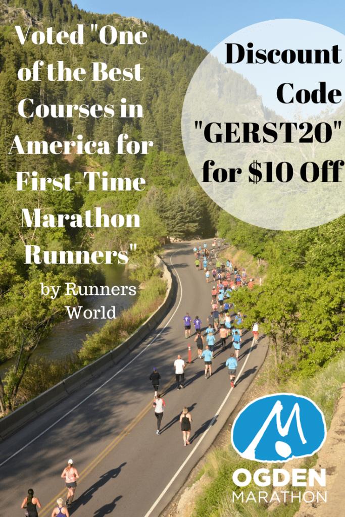 Ogden Marathon Discount Code 2020