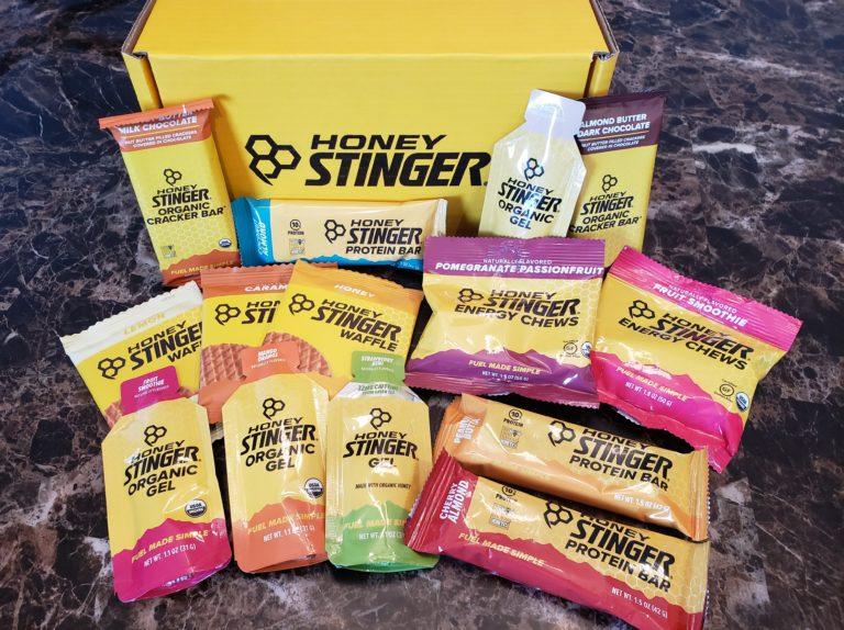 Honey Stinger Products Marathon Training